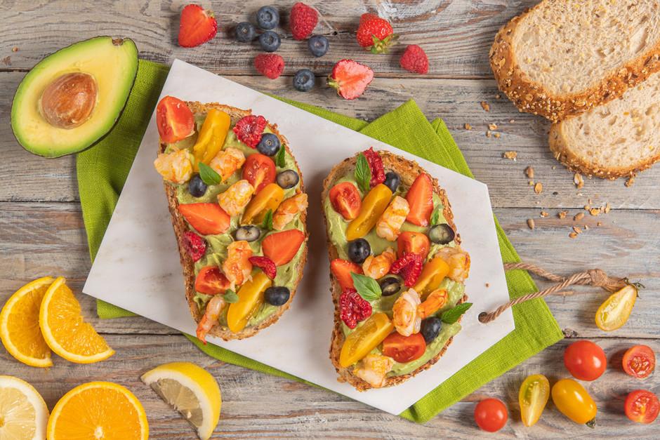 Ricetta: l'avocado toast di Sonia Peronaci
