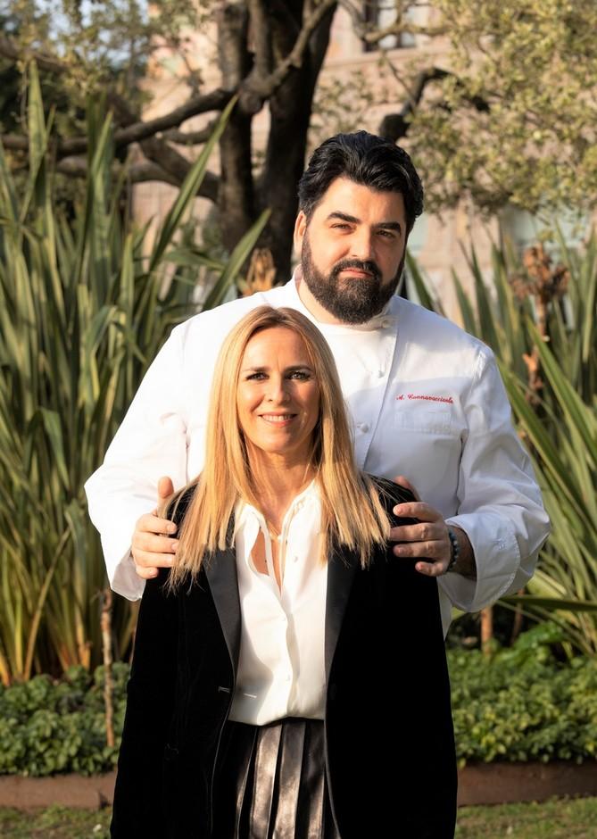 Cannavacciuolo torna a casa e apre il suo primo ristorante in Campania