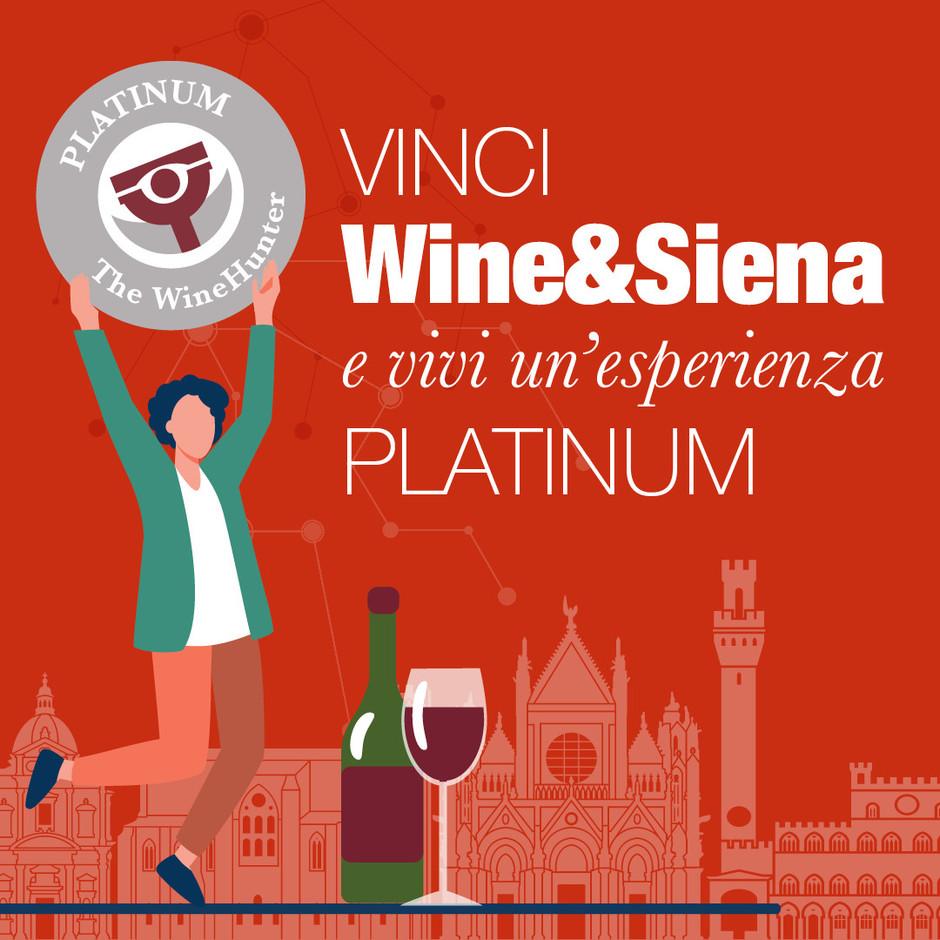 Siena al via la 6^ edizione di Wine&Siena Digital,