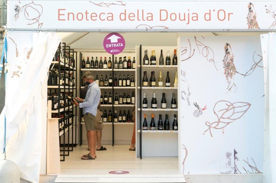 Asti: aperta fino al 3 ottobre l'Enoteca  dei Vini piemontesi più grande d'Italia