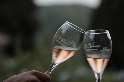 Modena Champagne Experience: Serena Wines 1881 grande protagonista con lo Champagne De Vilmont