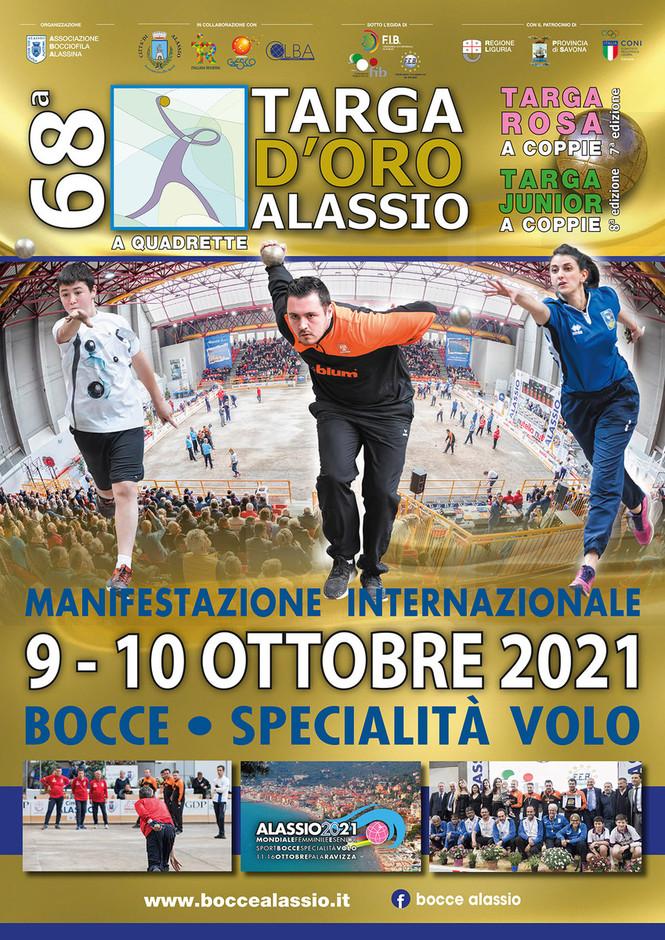 Alassio (SV): al via le iscrizioni per la gara internazionale di bocce