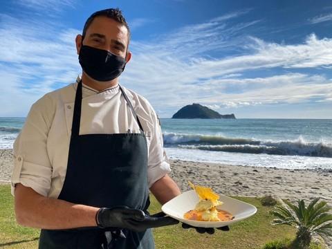 'Albenga (SV): il Ristorante Babette offre piatti gourmet in riva al mare