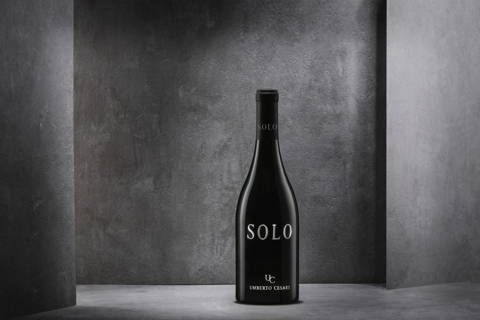"""Nel cuore dell'Emilia-Romagna, La Umberto Cesari presenta """"Solo"""", un vino realizzato dal Merlese, un vitigno nuovo, autentico ed essenziale."""