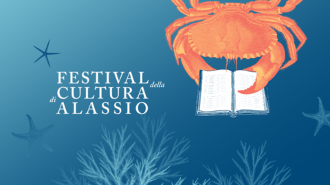 Alassio (SV) chiusura nel week end del Festival della Cultura con Isa Grassano e Rudy Mascheretti