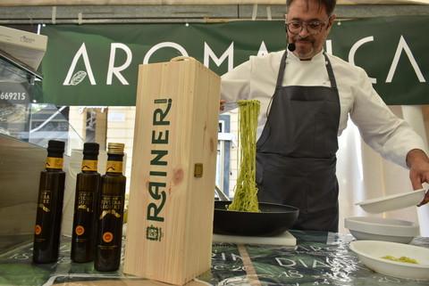 Diano Marina (IM): tutti i 'Cooking Show' di Aromatica