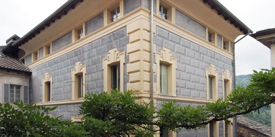 Svizzera: dopo la chiusura riapre il 30 marzo Casa Cantoni a Cabbio