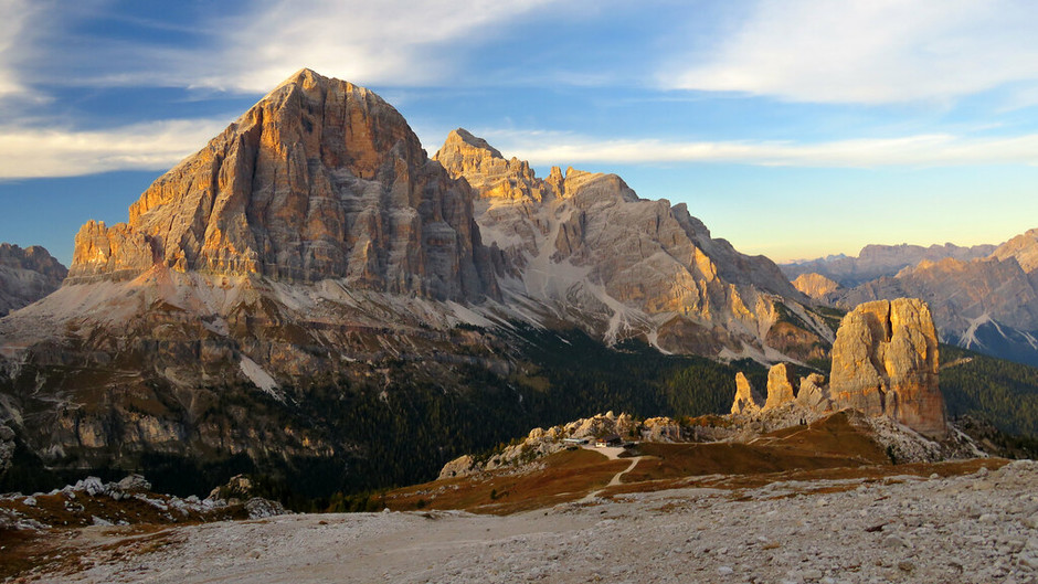 Tofana di Mezzo: quattro esperienze in alta quota tra i punti panoramici più suggestivi
