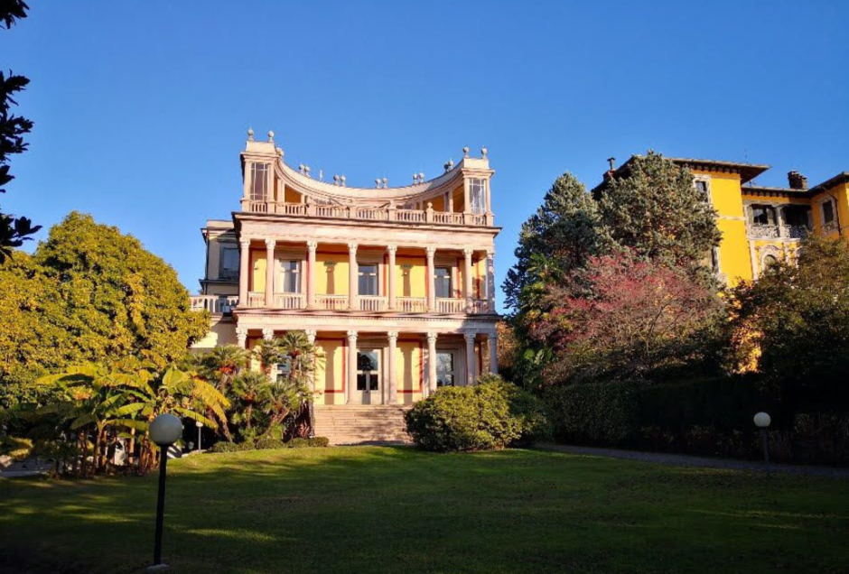Verbania: Villa Giulia candidata a  ospitare un set cinematografico