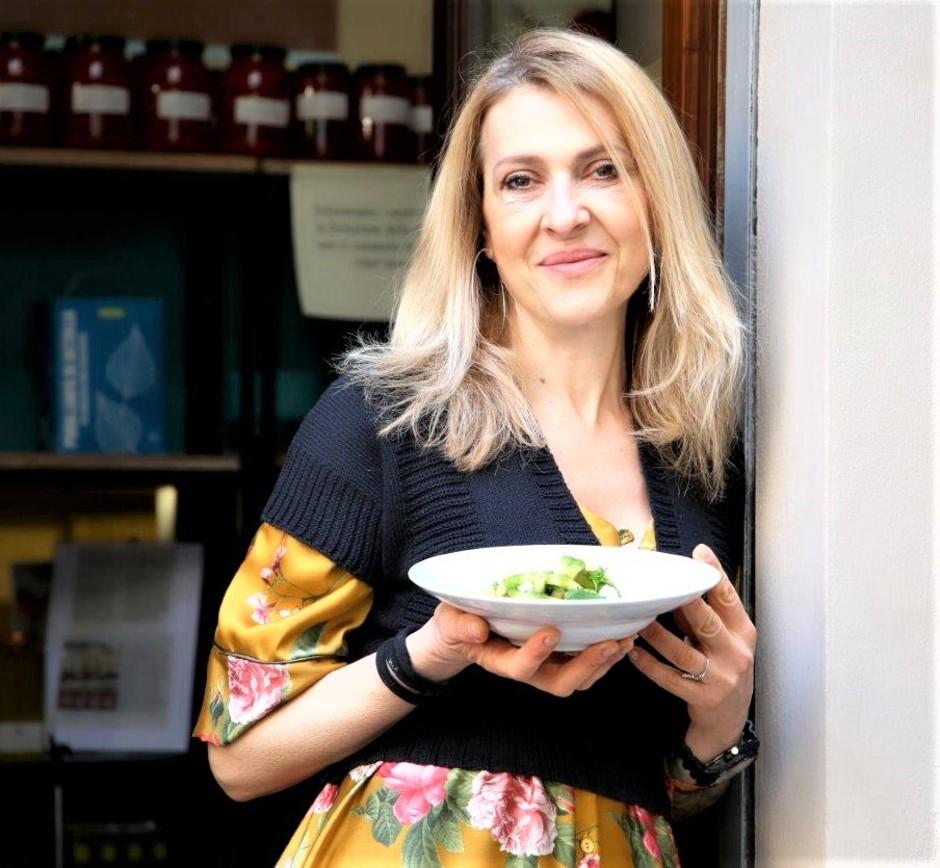 Forza della Natura: la chef torinese Maria Zingarelli spiega la cucina circolare
