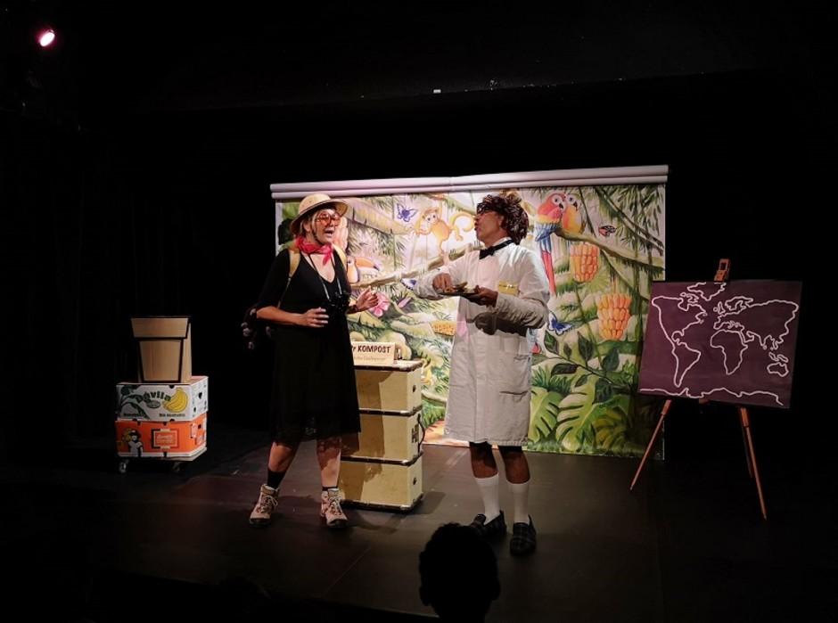 "Nizza: la  ""Fête du Théâtre"" per salutare la ripartenza (Foto)"