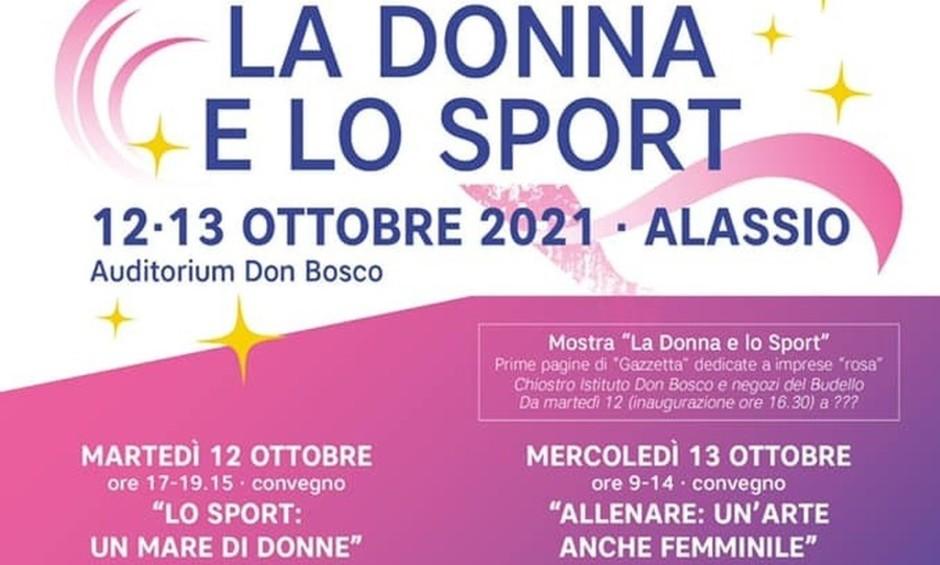 I Big dello sport ad Alassio per due importanti convegni