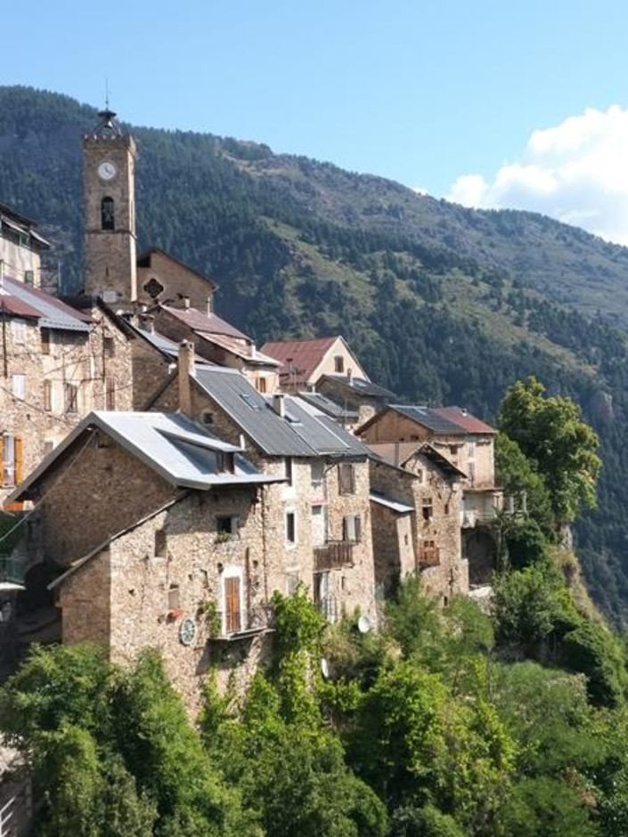 Alpes Maritimes: alla scoperta di Roubion (Foto)