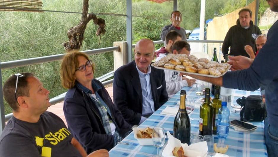 Pieve di Teco:  Cascina Nirasca festeggia la fine della vendemmia con una grande festa