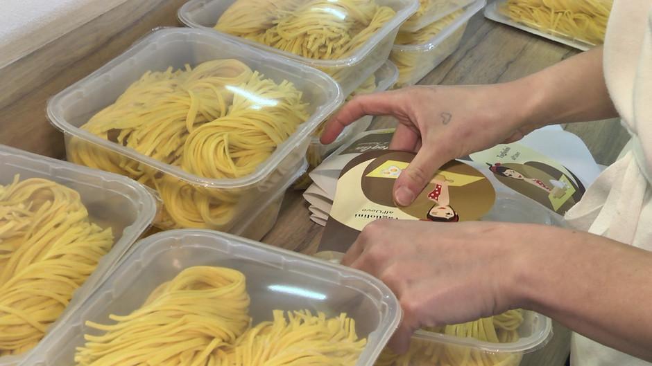 Taggia (IM): prodotti di eccellenza e prelibatezze del Pastificio Voglia di Sfoglia