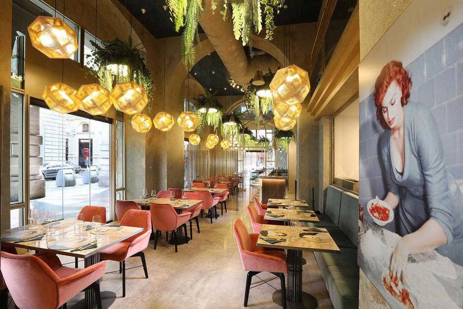 Firrenze: apre il primo Sophia Loren Restaurant