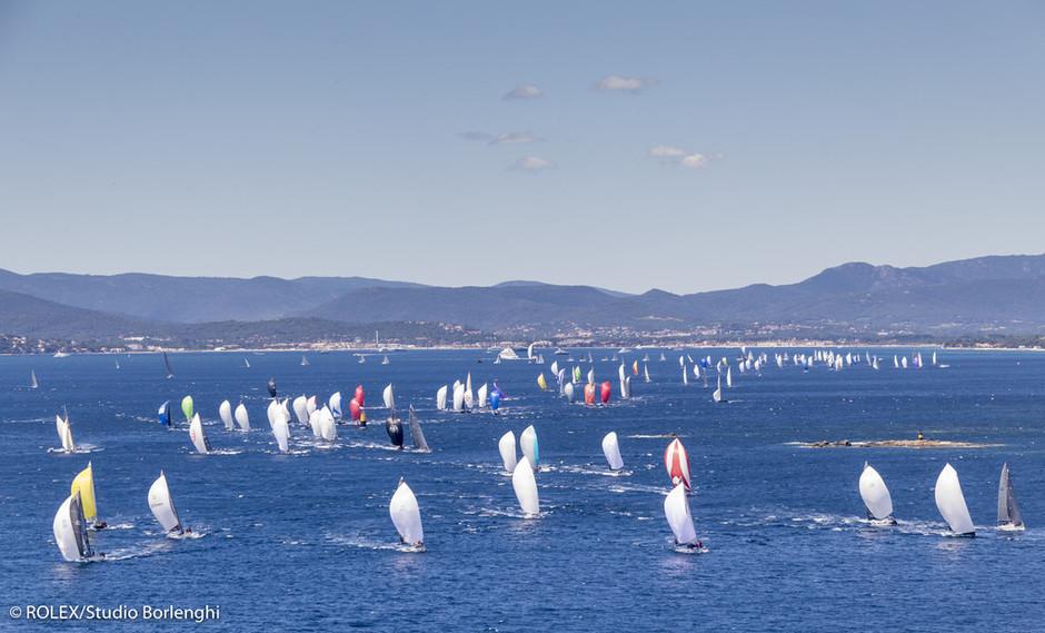 Sanremo: Rolex Giraglia pronto il programma per la 68^ edizione della regata d'altura con tappe a Cannes e Saint Tropez