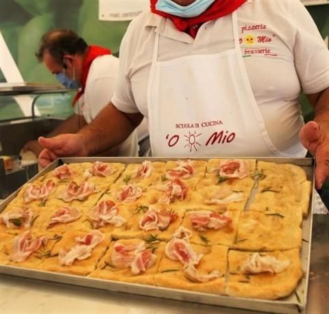 Diano Marina: grande successo per la Scuola di cucina O Sole Mio ad Aromatica