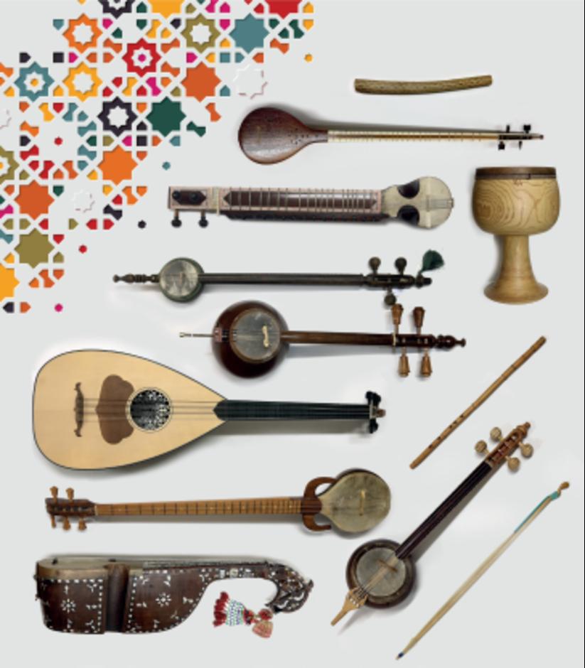 """Nizza: Palais Lascaris ospita """"Voyage Musical"""" una mostra con strumenti musicali che testimoniano civiltà millenarie"""