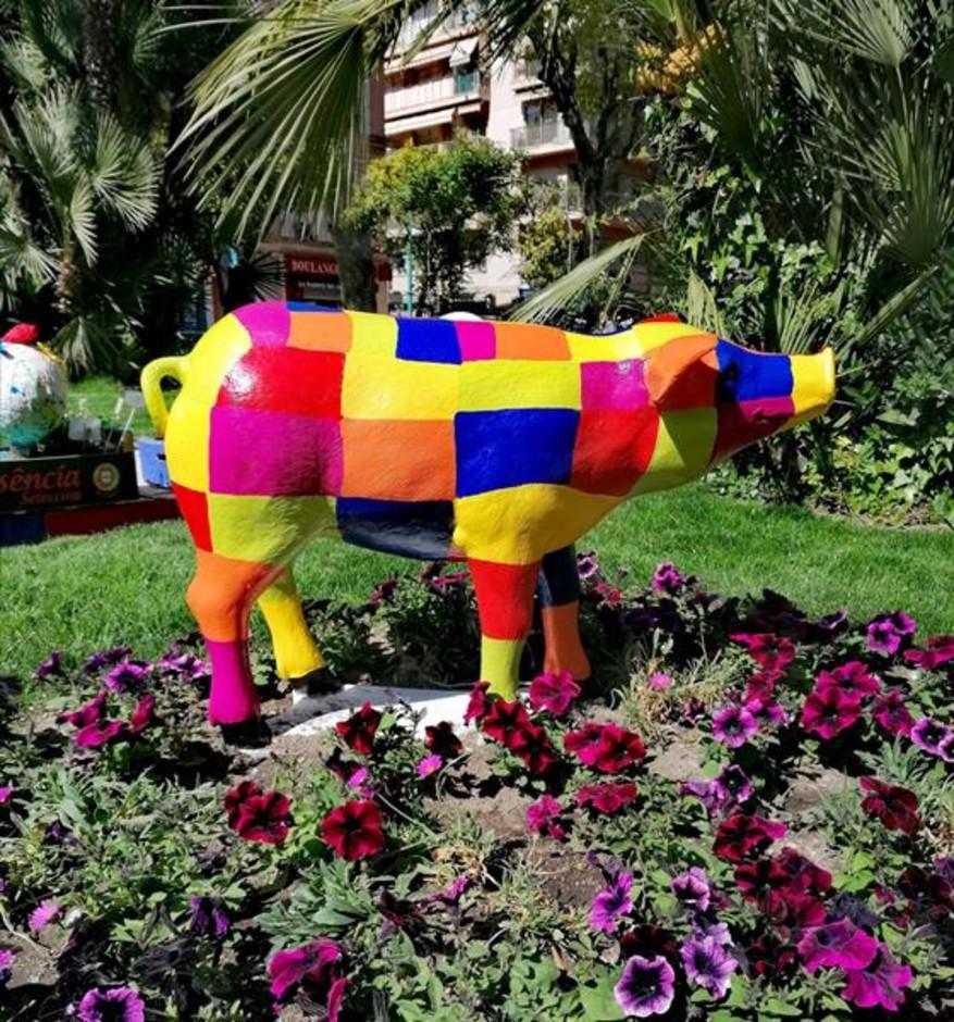 """Menton: oggi si può votare il """"mini giardino"""" più bello (Foto)"""