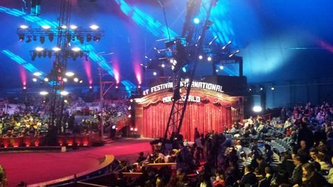 Aperta la biglietteria on line per il 45^ Festival Internazionale del Circo di Monte-Carlo che si svolgerà dal 22 al 30 gennaio 2022