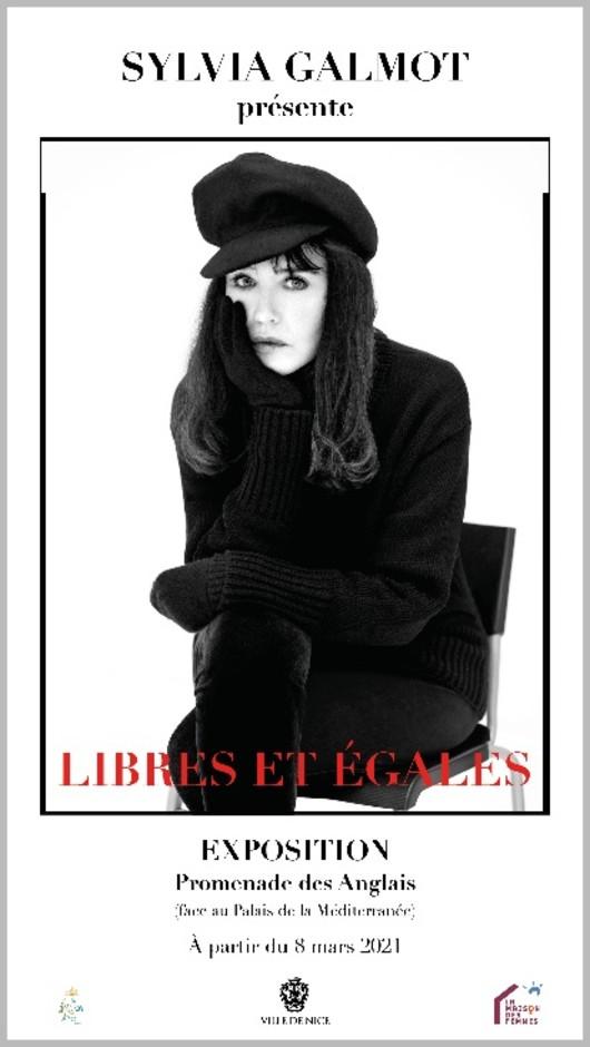 """Nizza: """"Libere ed uguali"""", una mostra fotografica sulla Promenade des Anglais"""
