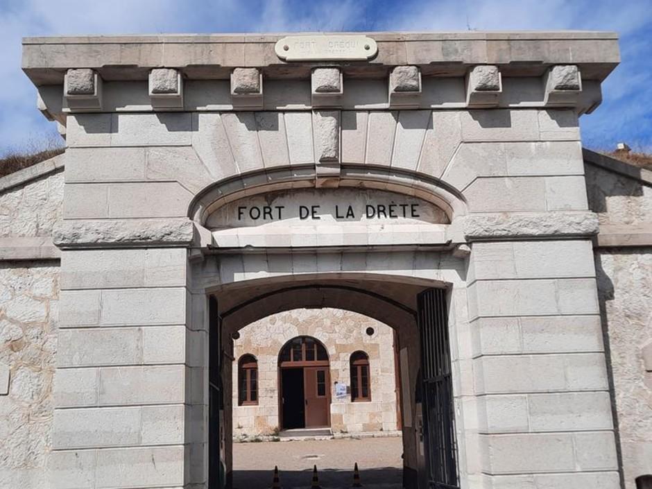 Costa Azzurra: alla scoperta del Fort de la Drete (Foto)