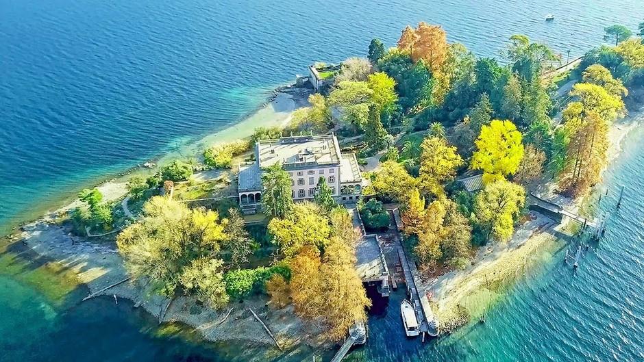 Lago Maggiore:  il 2 aprile riaprono al pubblico le isole di Brissago: