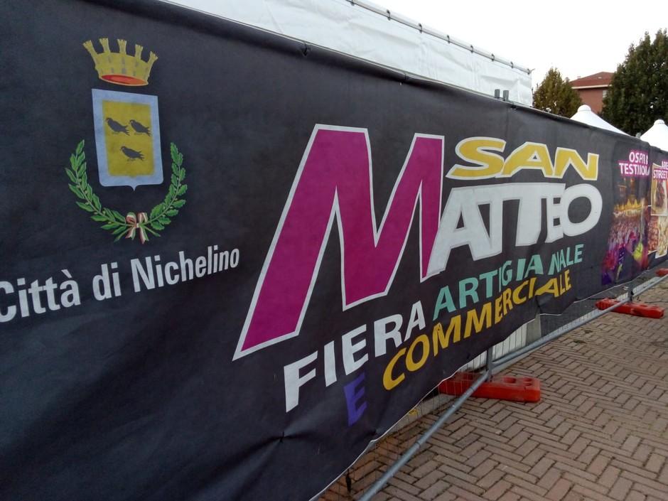 Nichelino (TO): dal 16 settembre al via la festa di San Matteo. Ingresso libero con Green Pass