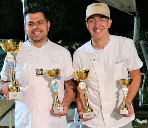 Cuneo: il pizzaiolo Giusepe De Lucia si conferma nel gotha dei migliori pizzaioli italiani