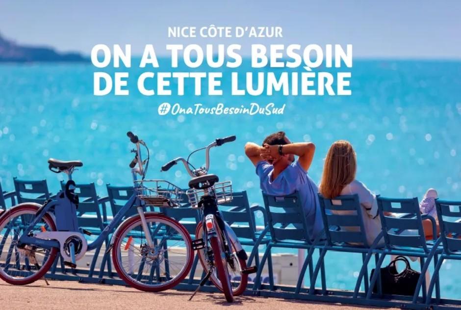 """Costa Azzurra: """"Abbiamo tutti bisogno del Sud"""" una nuova campagna di promozione turistica (Video, foto)"""