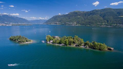 Canton Ticino: l'autunno è speciale nelle Isole di Brissago