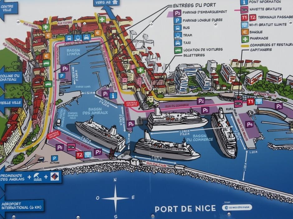 Nizza: alla scoperta della storia del porto (foto e video)