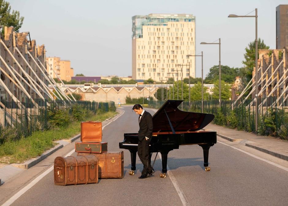 Bordighera (IM): venerdì 23 leuglio un concerto per la ripartenza con Il pianista Alexander Romanovsky