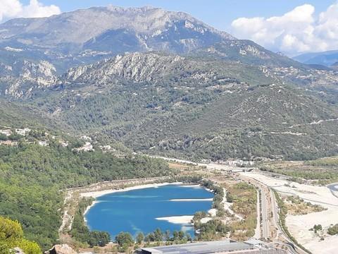 Costa Azzurra: alla scoperta del Lago di Le Broc