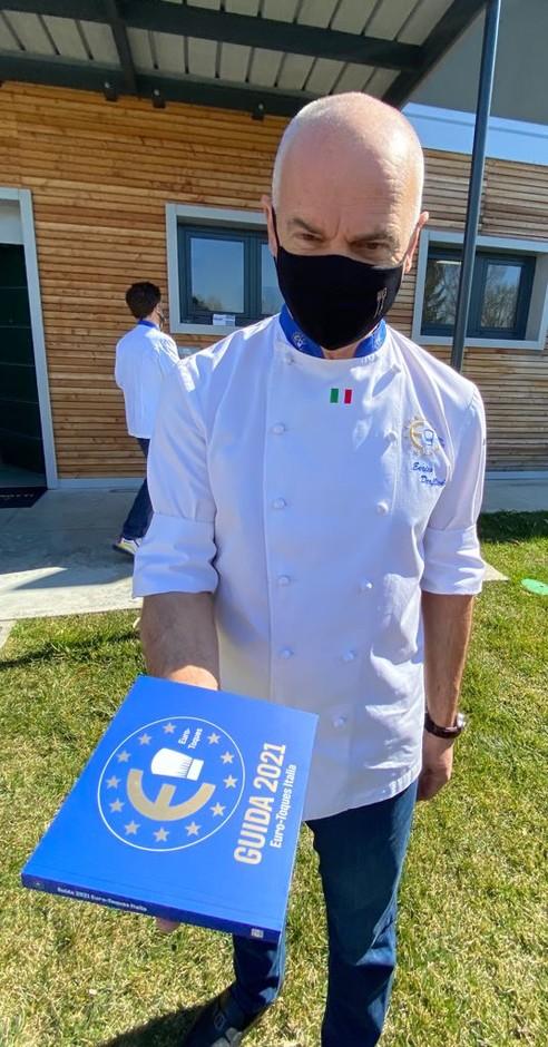 Guida Euro-Toques 2021: oltre 300 cuochi d'Italia uniti per superare la pandemia