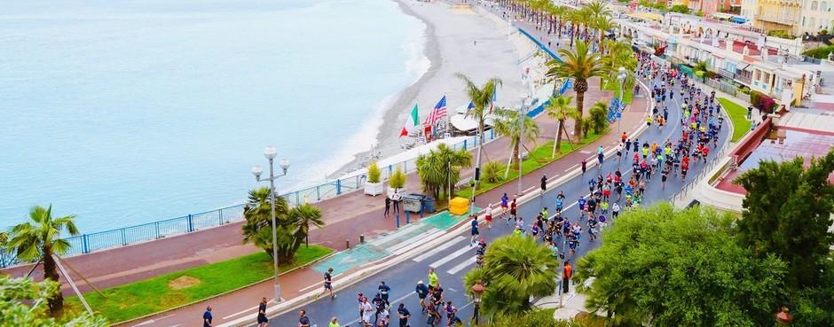 Domenica si corre la mezza maratona di Nizza: è ancora possibile iscriversi