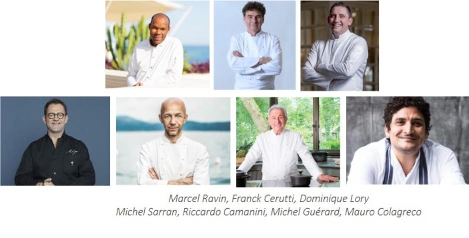 Montecarlo: da maggio la cucina stellata protagonista del Festival des Etoilés Monte-Carlo,