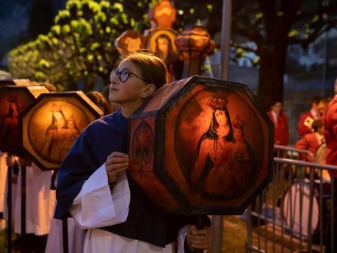Mendrisio (CH): Le processioni della Settimana Santa sono patrimonio dell'UNESCO dal 2019