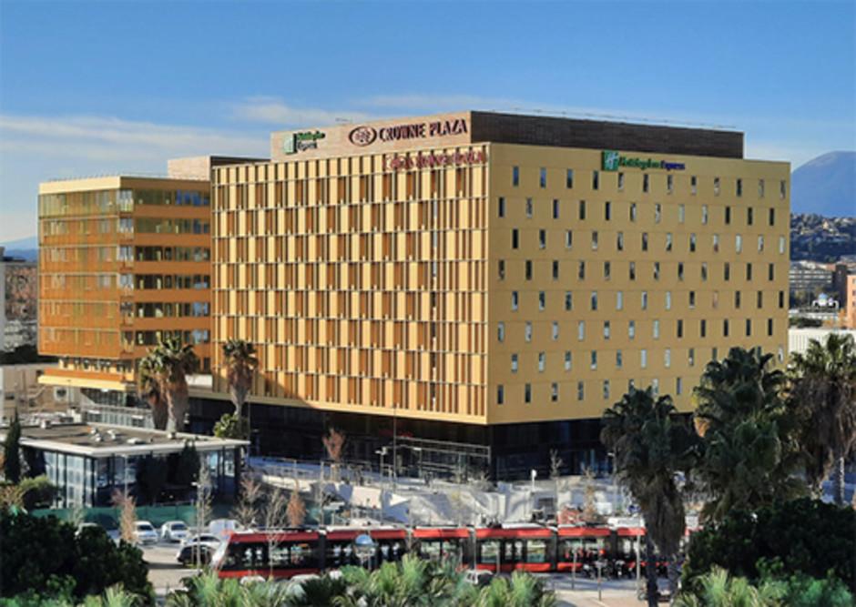 Nizza: aumenta l'offerta di camere negli hotel