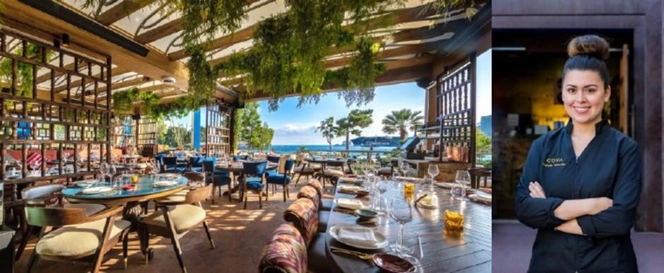 Monte-Carlo: COYA riapre con un viaggio culinario firmato dalla  Chef Victoria Vallenilla Gallardo
