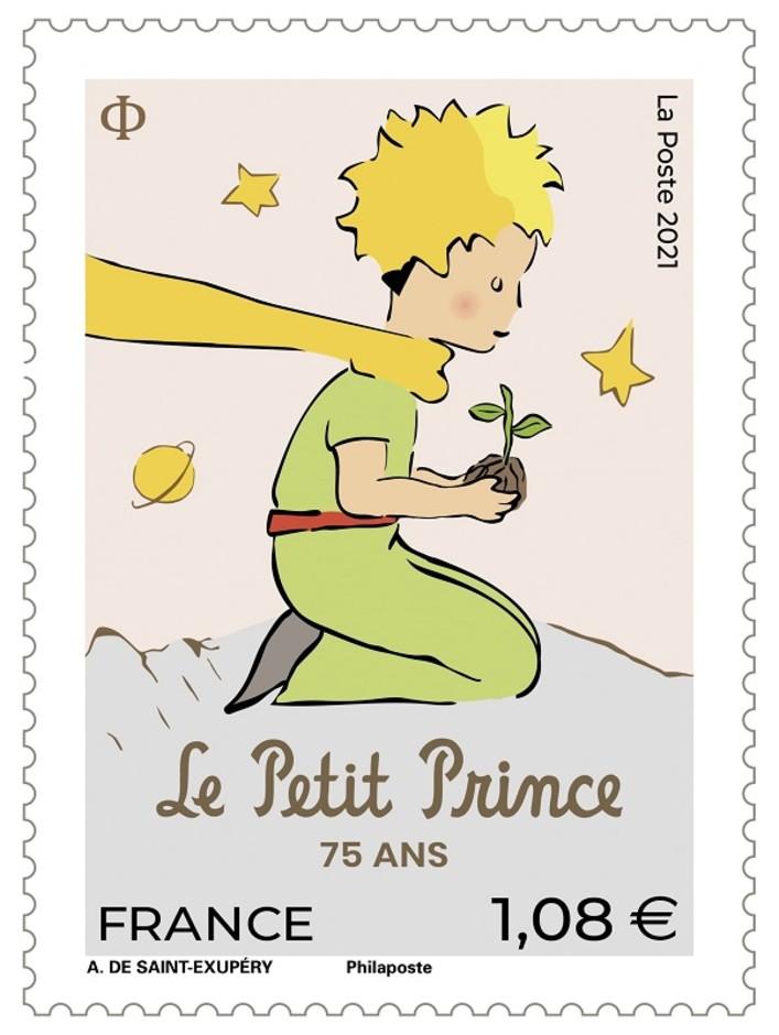 Nizza: in anteprima i francobolli commemorativi del Piccolo Principe