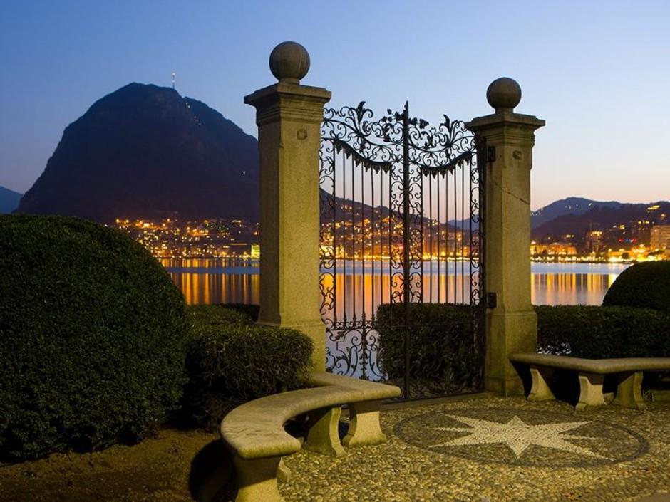 Canton Ticino: alla scoperta del Parco Ciani di Lugano