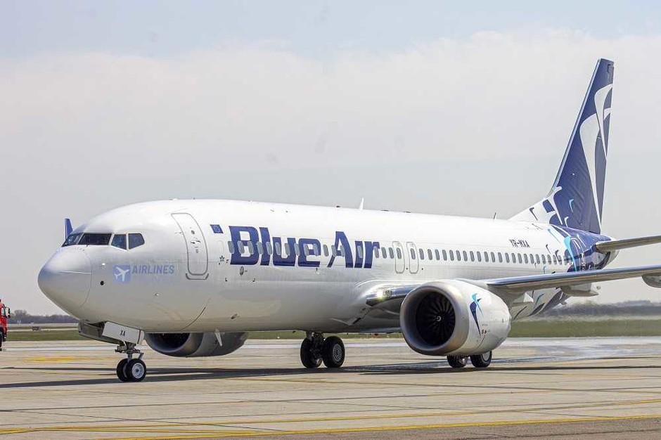 Nizza: Blue Air vola a Londra con tariffe a 29,99 euro