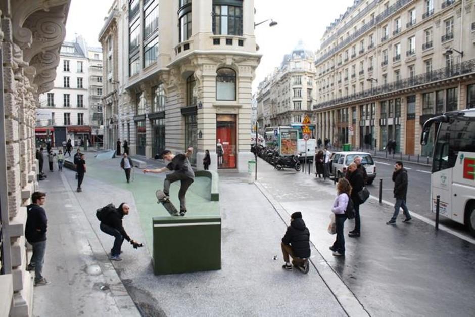 Nizza: lo  skate in mostra fino al 16 ottobre (Foto)