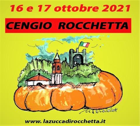 """Rocchetta di Cengio (SV): al via la 17° edizione di """"ZuccaInPiazza"""""""